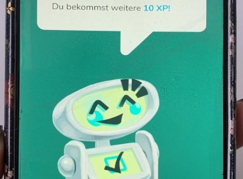 Play!Science-Spielforschungs-App