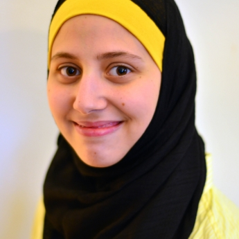 Porträt Karima Khlousy-Neirukh, MSc