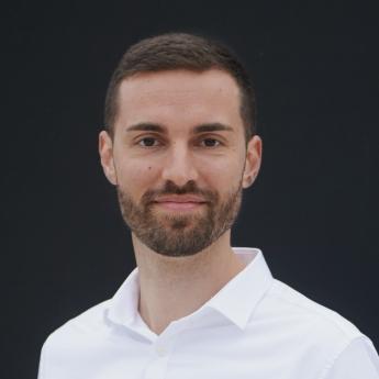 Porträt Marc Busch, MSc