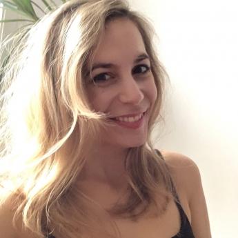 Porträt Sabrina Rubenzer, MA