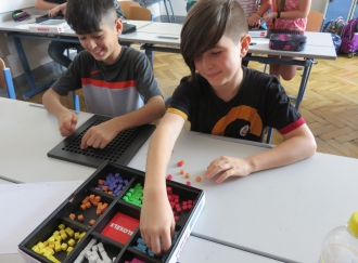 Play!Science Workshop Game Design Bloxels