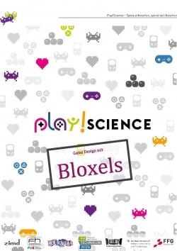 Game Design mit Bloxels - Titelbild