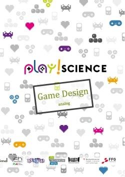 Deckblatt Game Design Leitfaden