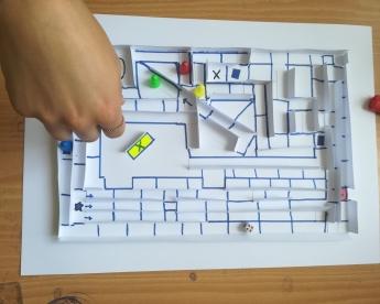 Play!Science Workshop Game Design Analog