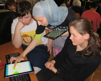 Play!Science Workshop Pocketcode Kandlgasse