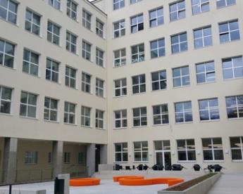 Gebäude NTS 4
